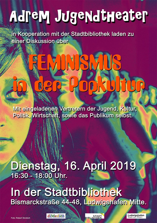 2019_Feminismus in der Popkultur - © Robert Skrobich