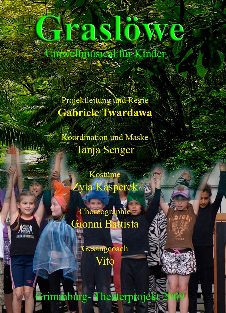 2009_Graslöwe - DVD Cover