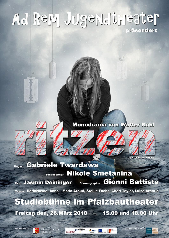 2010_RITZEN - Plakat